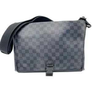 Louis Vuitton Messenger Black Damier Graphite